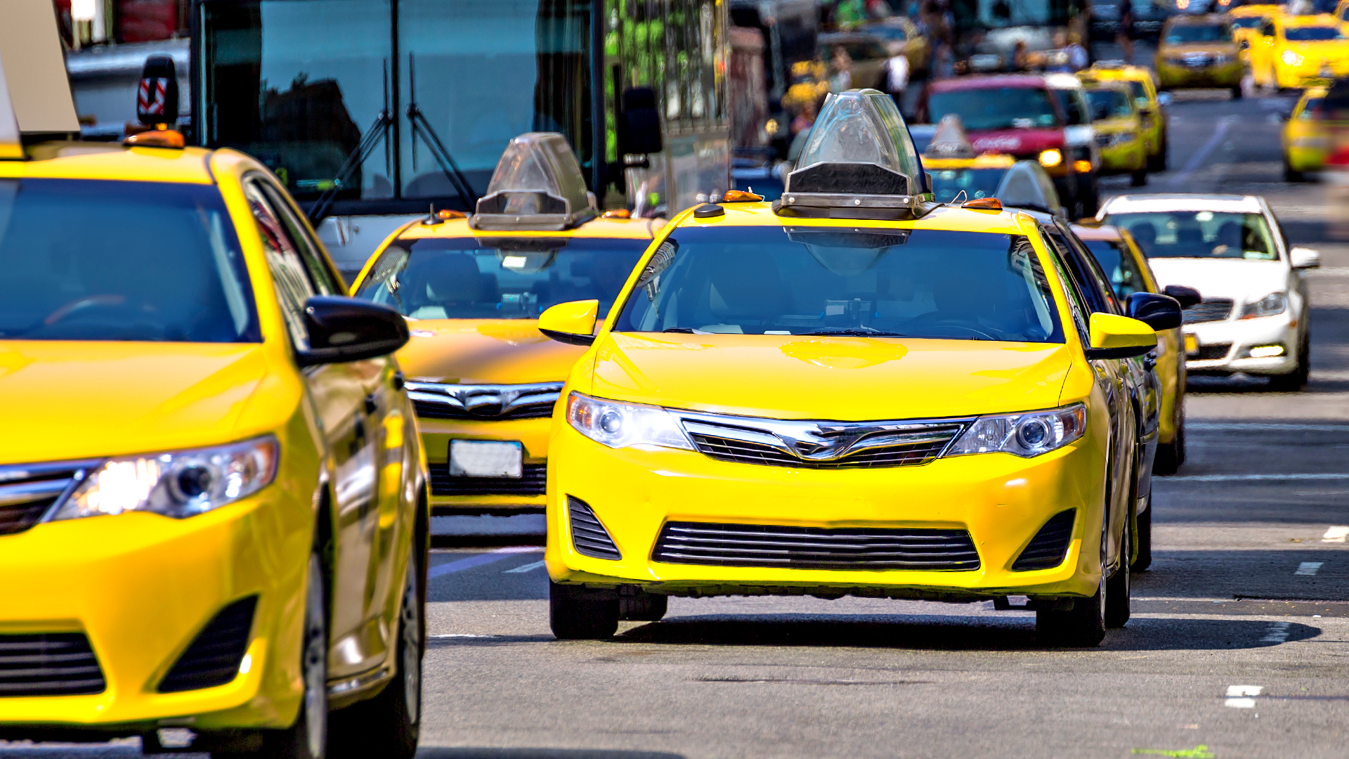 COVID-19 HELP: BC Reduces Annual License Fee For Taxi Industry